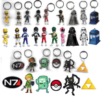 Misc Keychains by AerianR