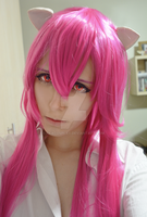 Nyu/Lucy from Elfen Lied by AkaCosplay
