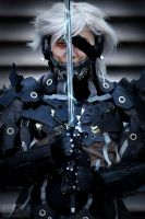 Metal Gear Rising: Revengance - Raiden Cosplay by slifertheskydragon