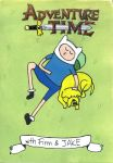Adventure time by dansetsu