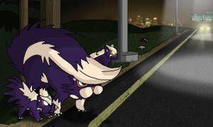 Skuntank Crossing