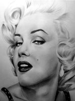 Marilyn. by IK90