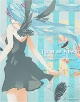 I Lost My Wings by Umy-chan