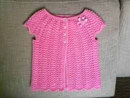 Jacket for Girl Toddler by ToveAnita