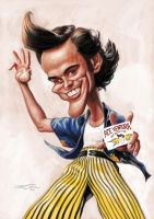 ACE VENTURA by JaumeCullell
