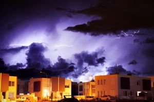 Autumn Storm by sican