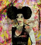Be inspired mixed media by designdiva3