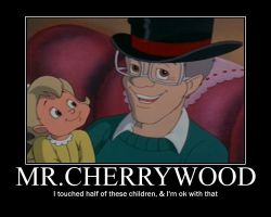 Mr.Cherrywood by X2010
