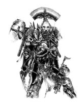 Arch Heretic Serriphier of Pac by Baldemyr