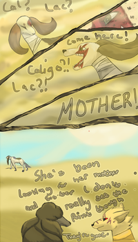 Nothing but Sand by Echocave