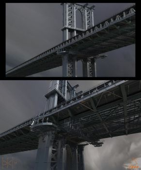 Bridge WIP III by HSbF6