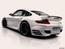 Porsche 911 GT Turbo by NoLiMiT3d