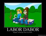 Labor Dabor Re-Revisited by MiraKHall