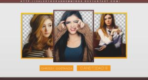 Chrissy Costanza Png Pack by valeryscolors