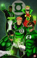 In Brightest Day... by WiL-Woods