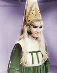 Mike Nesmith as Princess Gwen by koolkitty9