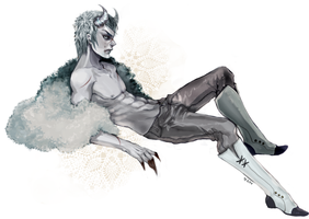 winter by thezookeepersboy