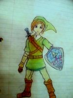 link twilight princess by xion9299