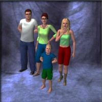 The Hills in Sims 3 by Mikeyfan93