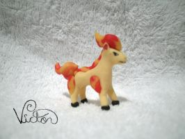 77 Ponyta by VictorCustomizer