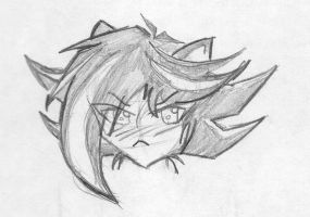 From the Vault: Bratty Shadow Pout by Koriyu