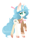 [AT] Sea Glass by halcyondrop