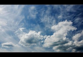 Cloudscape 49 by BeachMariner