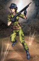 Lady Jaye by JosFouts
