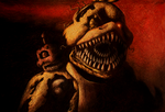 Nightmare Chica (Was it me?) by C-a-t-P-a-w