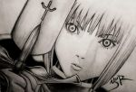 Claymore by LimonTea