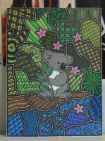 Sharpie Koala Large by meralies