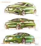 audi crossover hatchback by ecco666