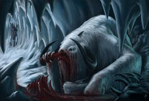 Wampa by rpowell77
