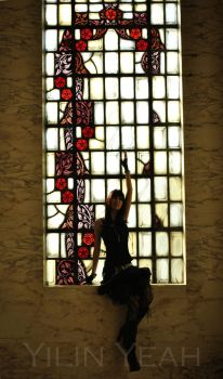 Stained Glass by yeahyilin