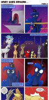 What Goes Around Part 3 by saturdaymorningproj