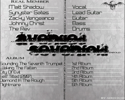 Avenged Sevenfold History by Aerocross