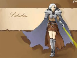 Paladin wallpaper by Shadow69cro