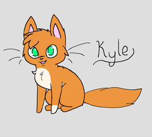 Kyle by X-CoyoteFeathers-X
