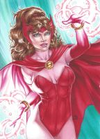 Women of Marvel, Scarlet Witch by Dangerous-Beauty778