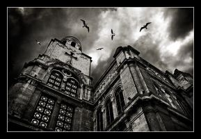 The Cathedral by emoMitev2