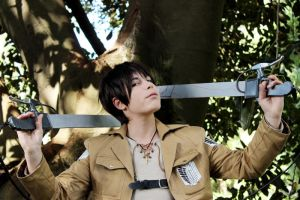 Eren Jaeger Preview cosplay by Smexy-Boy