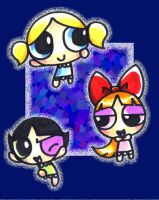 PowerPuffGirls by sekako