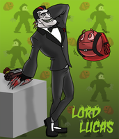 Video Game Villain - Lucas by Dudesoft