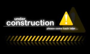Under Construction Sign by Iceman2032