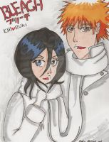 SnUgGlE WaRmNeSs of IcHiRuKi by otaku-drea