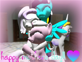 Happy Mothers Day by XxthepegasisterxX
