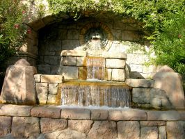 Water Fountain Stock 7 by FairieGoodMother