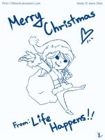 Merry Christmas 2012 by Mikochi