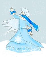 Frozen by Psycho-of-Time