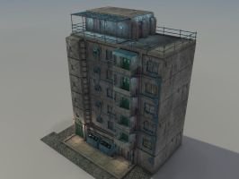 Reinforced Living Complex by eRe4s3r